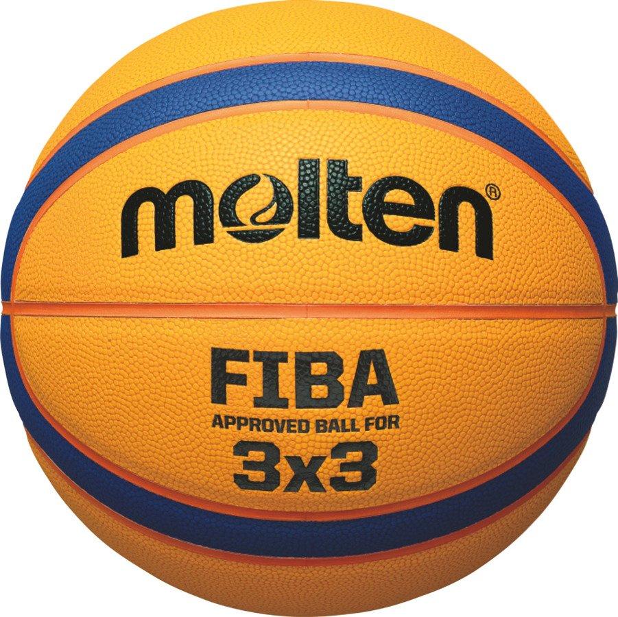 B33T5000 Piłka do koszykówki Molten 3x3 FIBA