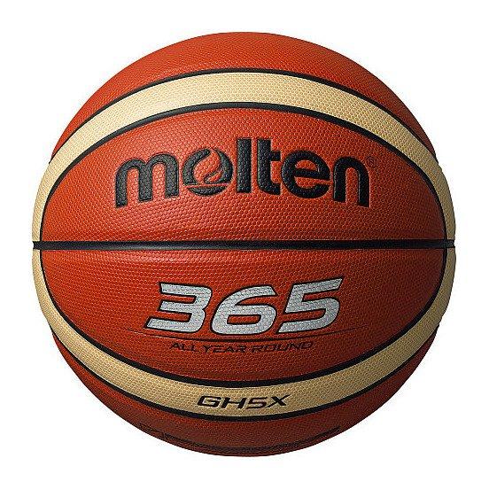 BGH5X Piłka do koszykówki Molten 365 All year round
