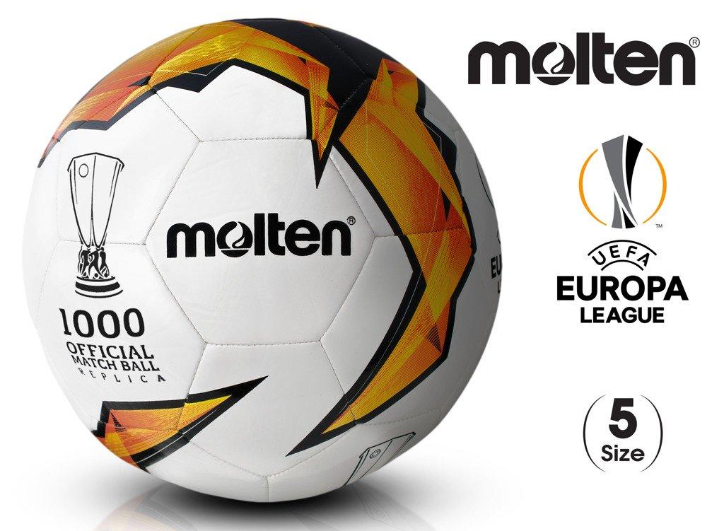 F5U1000-K19 Piłka do piłki nożnej Molten Europa League replika