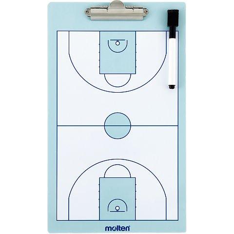 SB0020 Tablica taktyczna do koszykówki Molten
