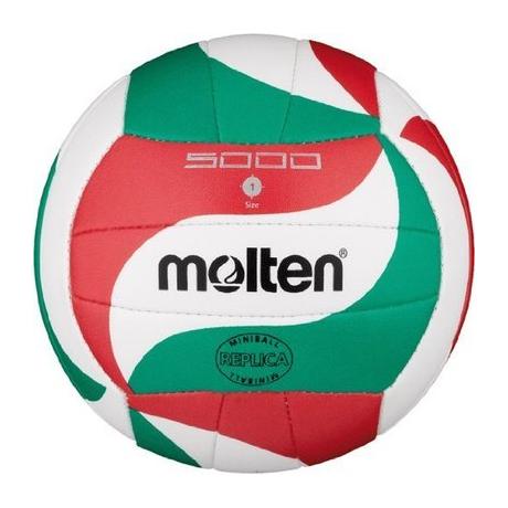 V1M300 Piłka siatkowa Molten 5000 replica miniball